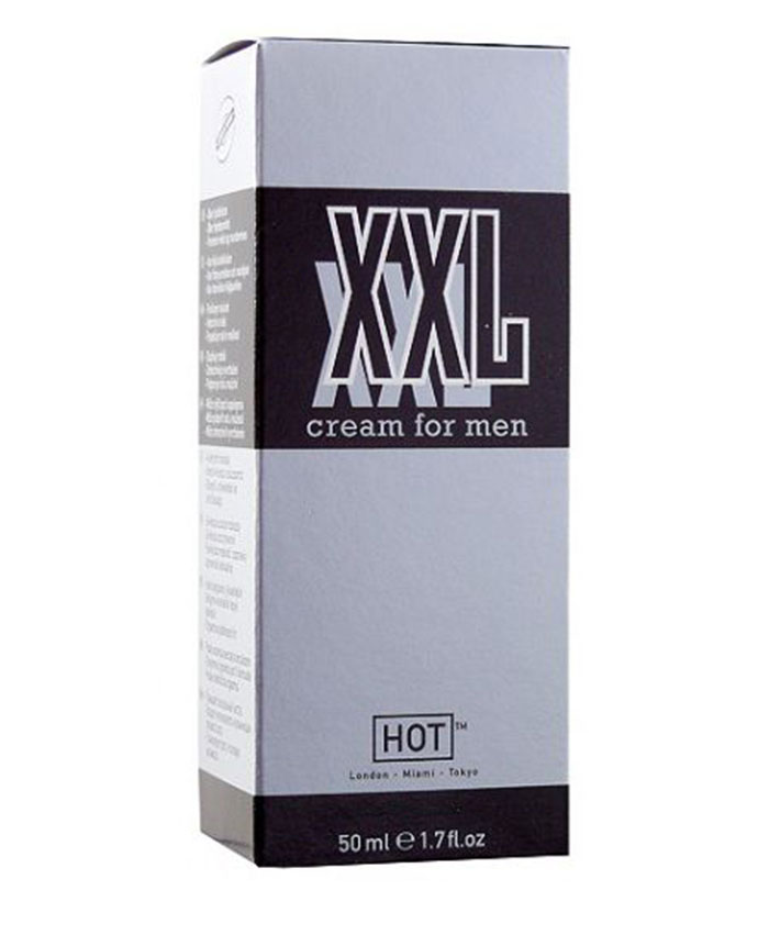 Cream for penis enlargement composition